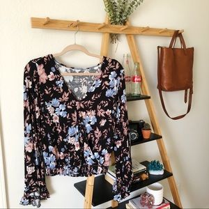 🔹new arrival🔹flowy floral top